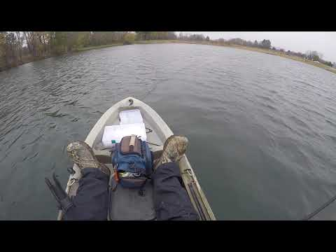 20171103 Mined Land WA Trout Fishing
