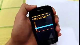 Como Formatear / Resetear Alcatel  OneTouch pop c1