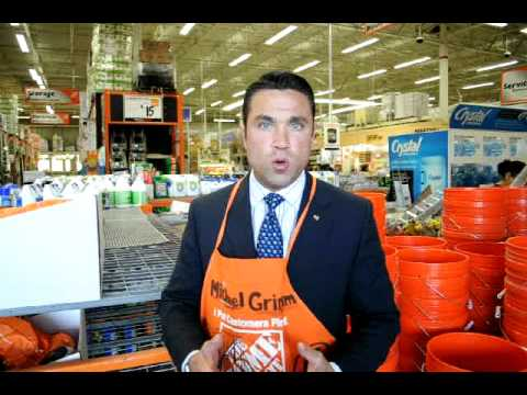 Congressman Michael G Grimm At Home Depot Staten Island