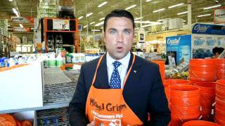 Congressman Michael G. Grimm At Home Depot, Staten Island, New York