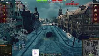 World of Tanks - Replay [GER][HD] 214 - Strv S1 zur WinterZeit!
