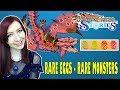 How To Get Rare Monstie Eggs In Monster Hunter Stories - Golden Dens / Egg Shards + More