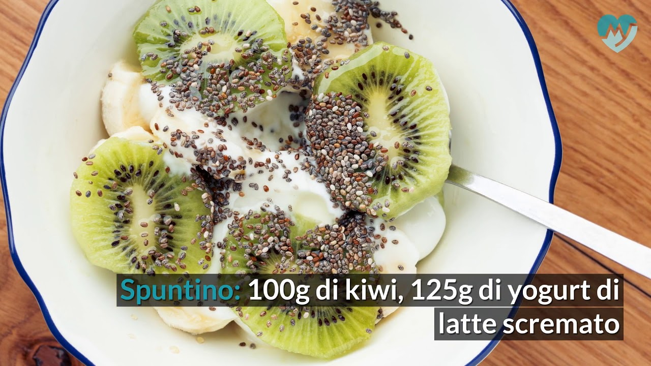 Dieta Settimanale Vegetariana : Esempio di dieta vegetariana youtube