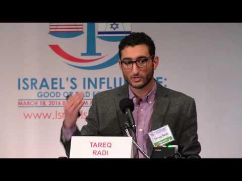 """The birth of Palestine solidarity activism at George Mason University"" Tareq Radi"