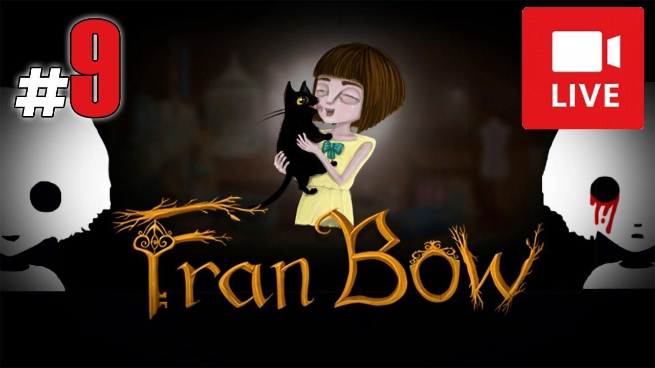 """[Archiwum] Live – Fran Bow! (6) – [1/2] – """"Sekta i zwiedzanko"""""""