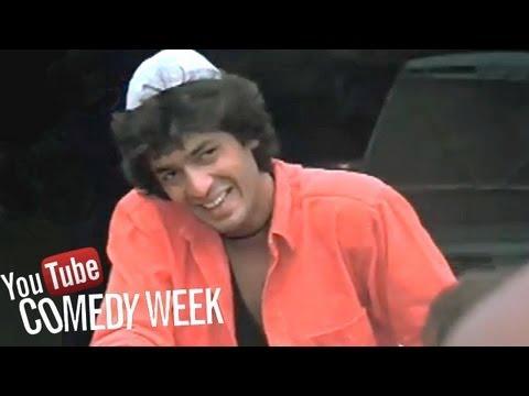 Most hilarious scene of Chunky Pandey, Johny Lever | Tezaab - Comedy Week