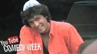 Most hilarious scene of Chunky Pandey, Johny Lever | Tezaab - Comedy Week
