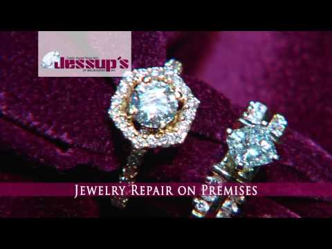 Jessup's of Melbourne Jewelry Ad