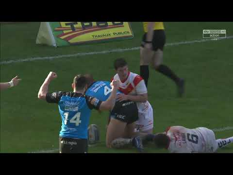 Betfred Super League: Catalans Dragons Vs Hull FC (13.04.2019)