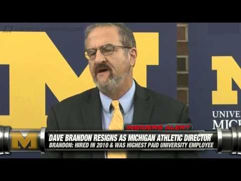 Michigan's Plan To Replace Dave Brandon