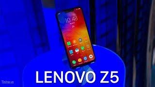 """Lenovo Z5 với màn hình tai thỏ 6""""2, giá từ 200 USD"""