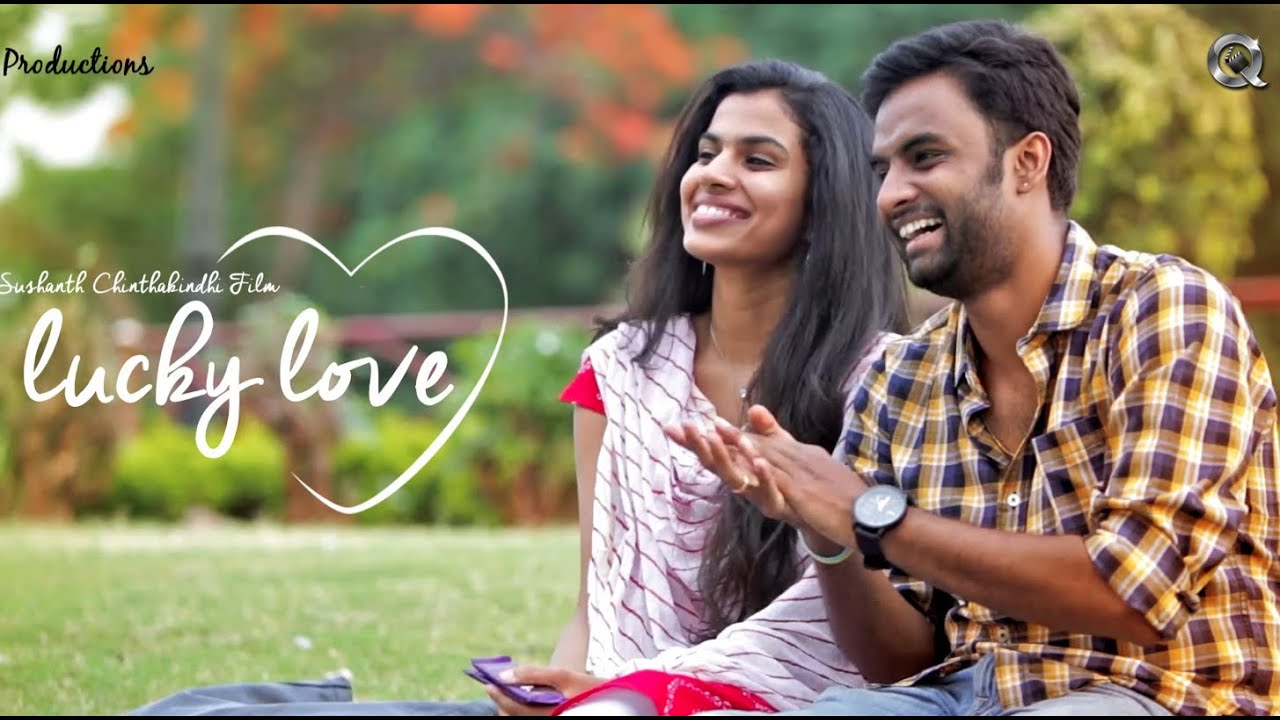 Lucky love telugu short film 2015 hemachandra for Watch balcony short film