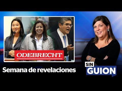 Semana de revelaciones  - SIN GUION con Rosa María Palacios