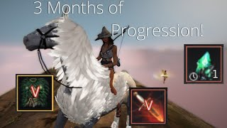 [BDO NA] Last 3 Months of Progression | Road to Full PEN!