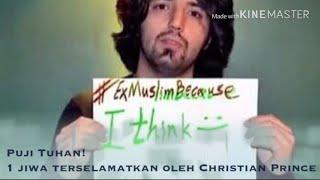 Download Video MENGHARUKAN! MUSLIM MURTAD KARENA NABI MUHAMMAD - CHRISTIAN PRINCE MP3 3GP MP4