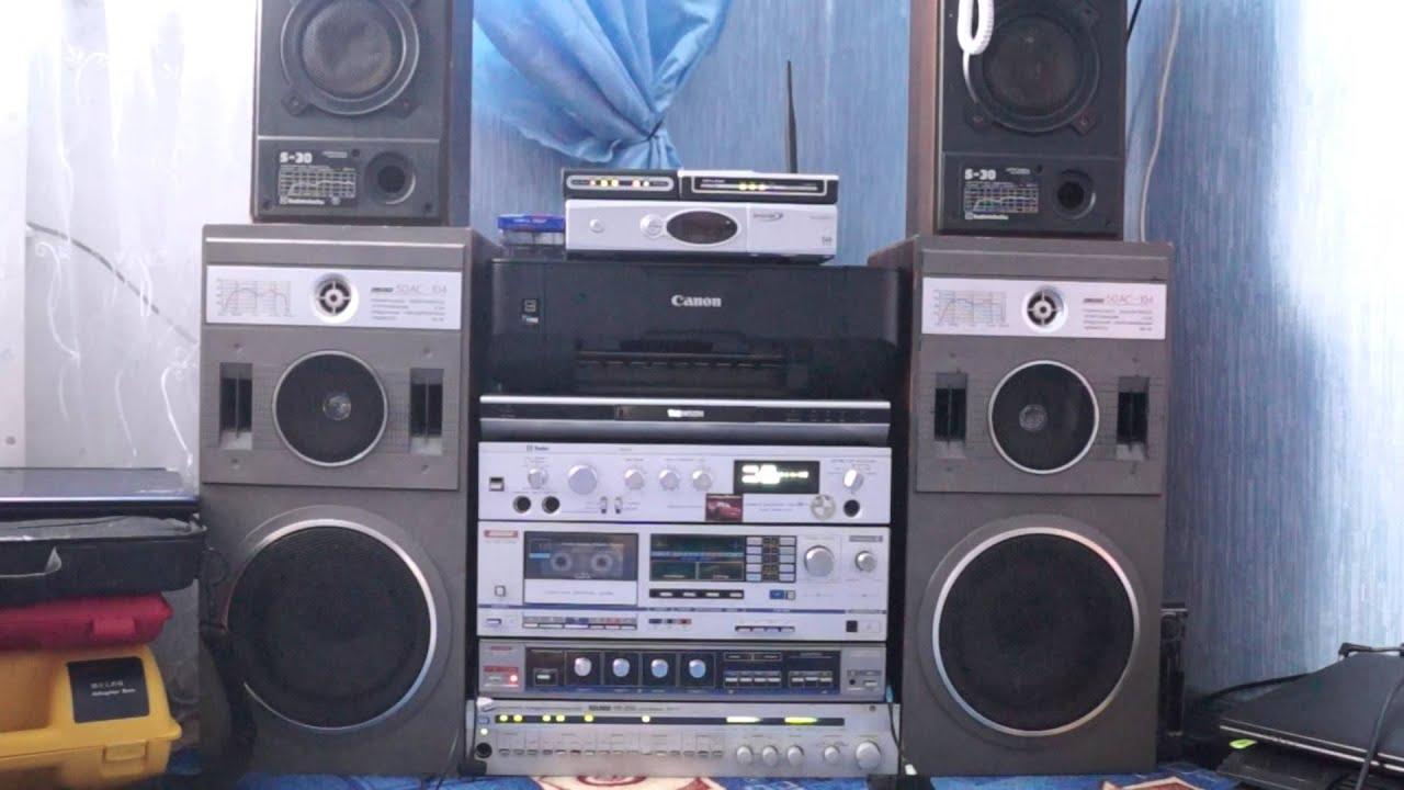 Вега мп-120 стерео - YouTube
