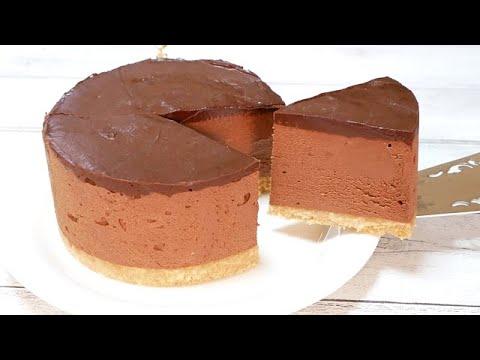 チーズ ケーキ 簡単 チョコ
