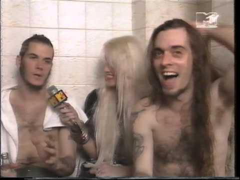 Pantera: Headbangers Ball Interview with Phil Anselmo & Rex Brown - London, UK (1991)