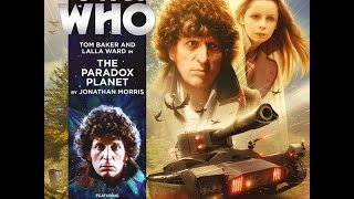 audio who the paradox planet legacy of death a big finish review