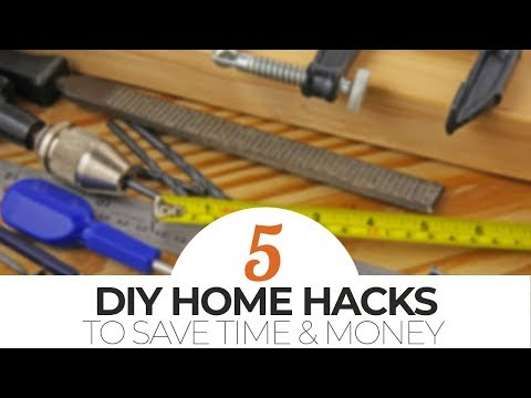 TOP 5 HOME HACKS | Mr. Fix It