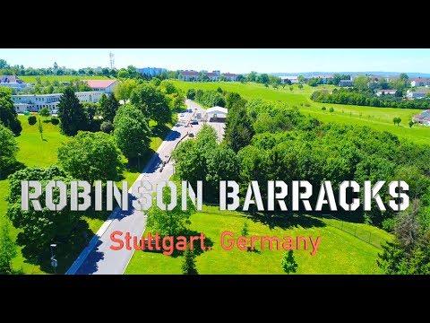 Robinson Barracks: Since 1953 Temp Home To Thousands