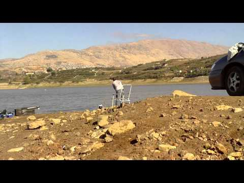 carp fishing +music  ....no fish