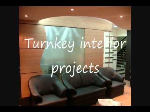 Modular Office Furniture and Office Interior Designs