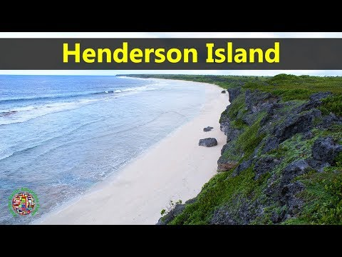 Best Tourist Attractions Places To Travel In UK-England   Henderson Island Destination Spot