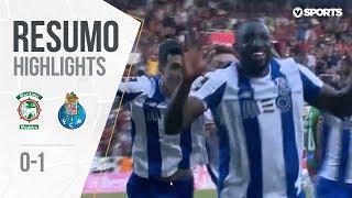 Highlights | Resumo: Marítimo 0-1 FC Porto (Liga 17/18 #32)