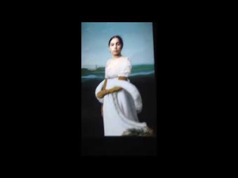 lady gaga au musée du louvre