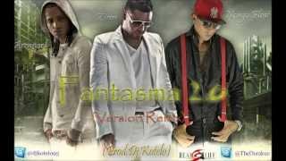 Zion Ft Arcangel & Ñengo Flow - Fantasma 2.0 (Version Remix) (Prod. Dj Kotelo)