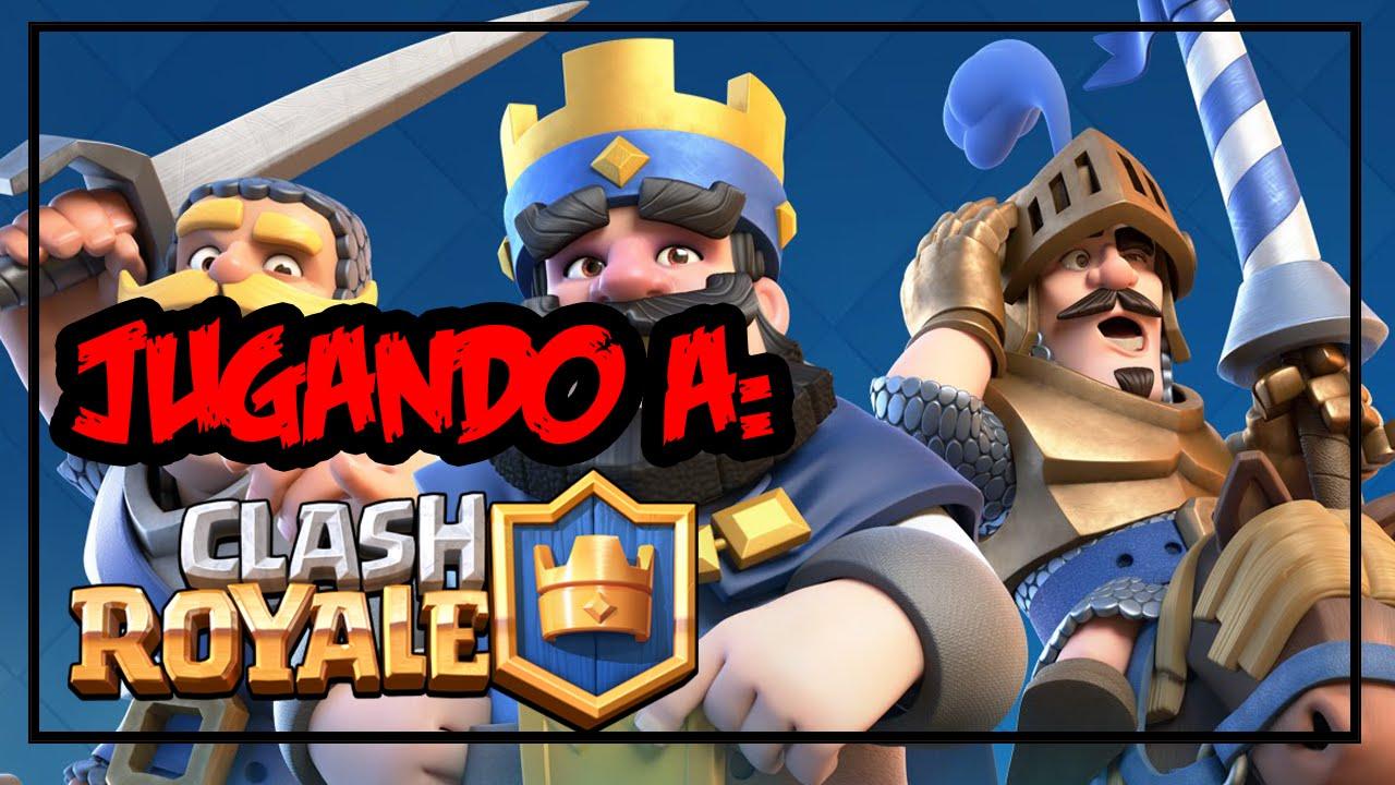 Clash Royale, nuevo juego de Supercell [Clash Royale Español]