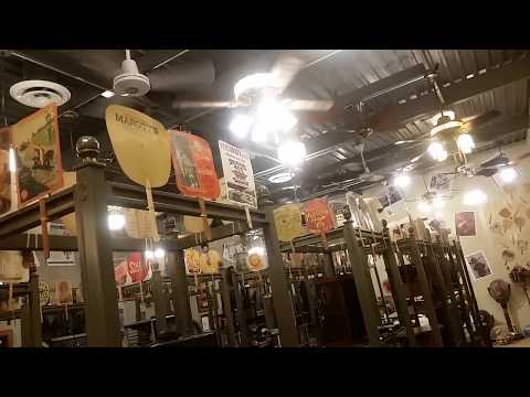 Fanimation Fan Museum Work In Progress Ceiling Fan Updates Part 1 Fall 2017