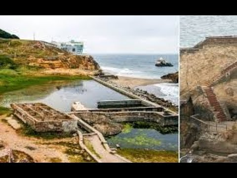 Travel to United States: San Francisco's Sutro Baths