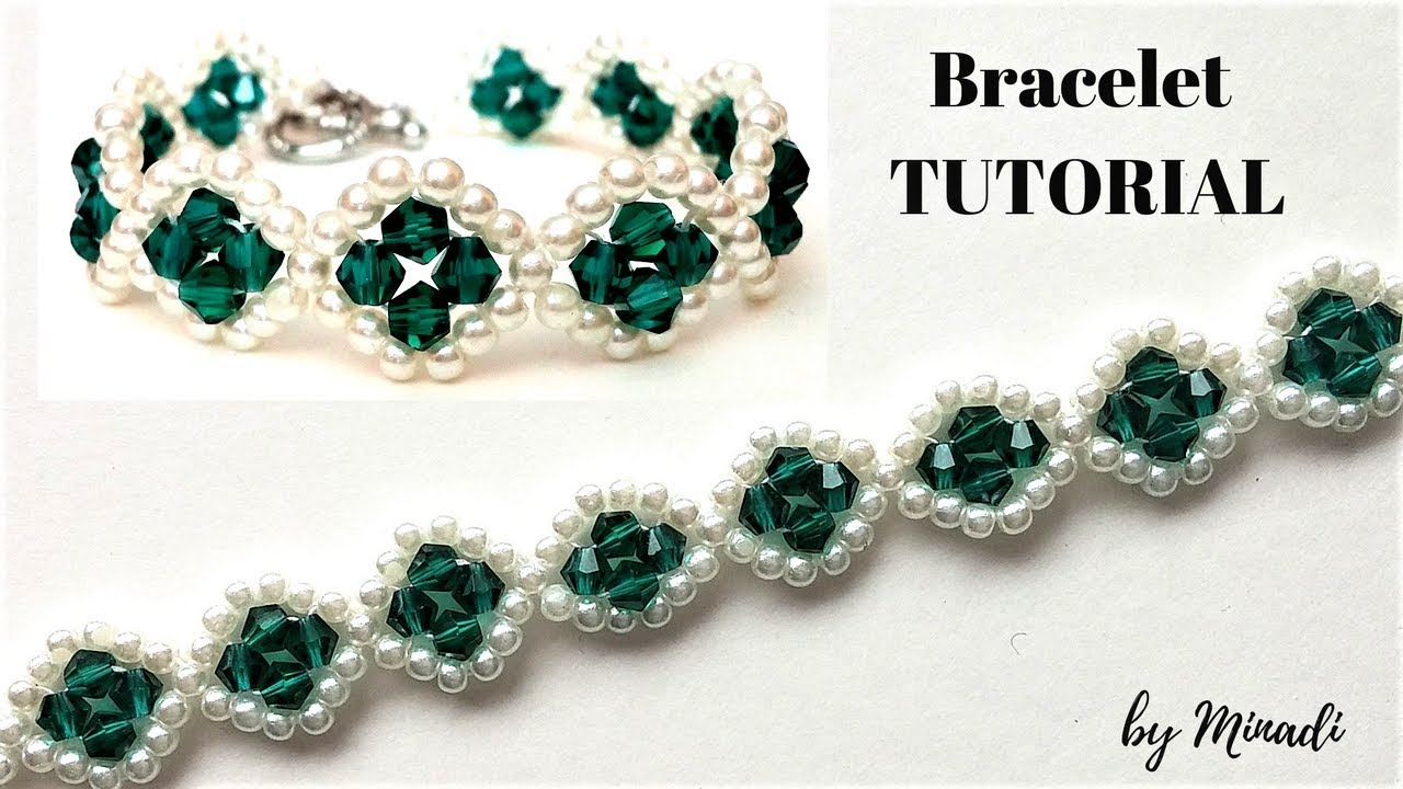 how to make a shamballa bracelet without beads