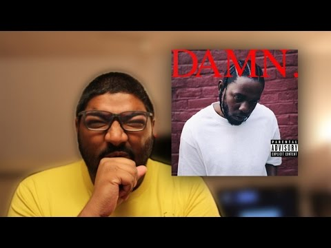 Première Écoute - DAMN. (Kendrick Lamar)