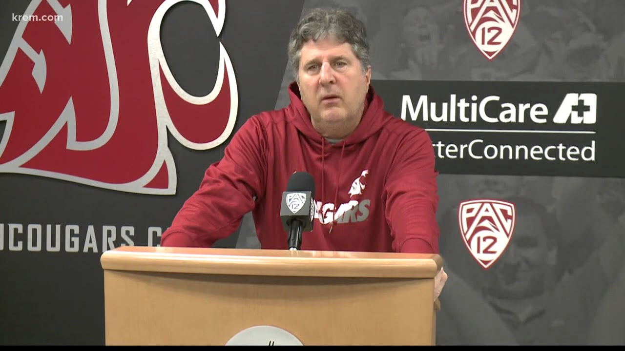 Washington State coach Mike Leach leaving, reports say