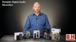 Portable Audio Recorders