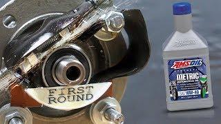 Amsoil Metric MCF 10W40 Jak skutecznie olej chroni silnik?
