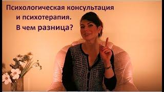 видеовизитка  психолог Елена Анисович