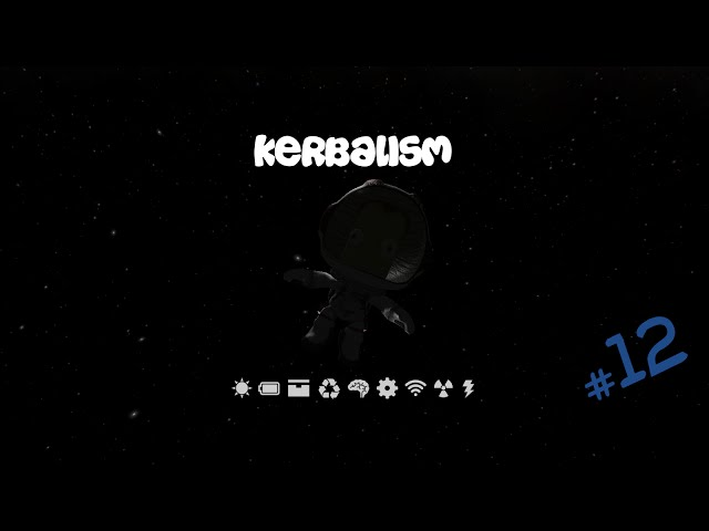 Kerbal Space Program - Kerbalism S1E12 - Returning Home