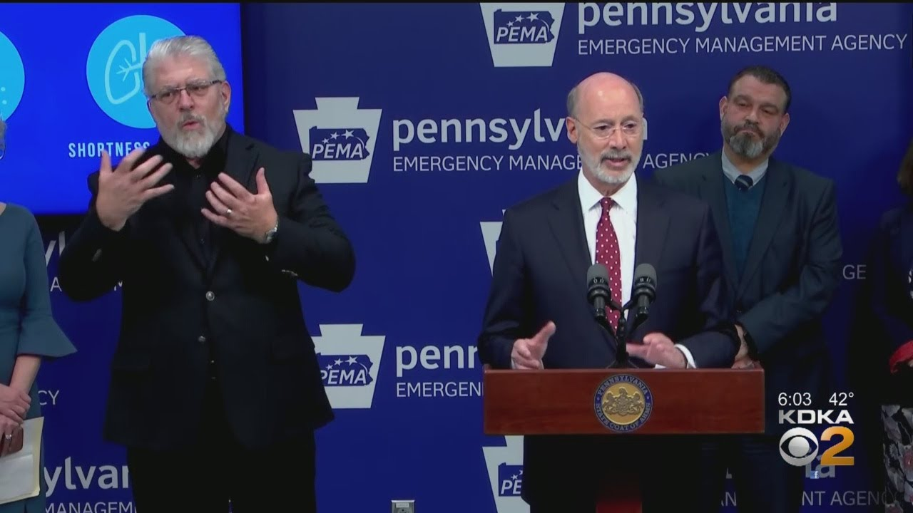 Governor Wolf adjusts 'Stay at Home' order