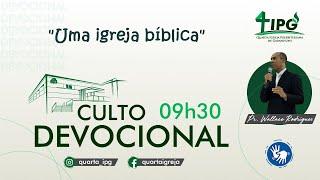 (Ao vivo) Uma Igreja bíblica