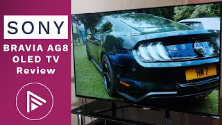 Sony BRAVIA AG8 (A8G) 4K OLED TV Review