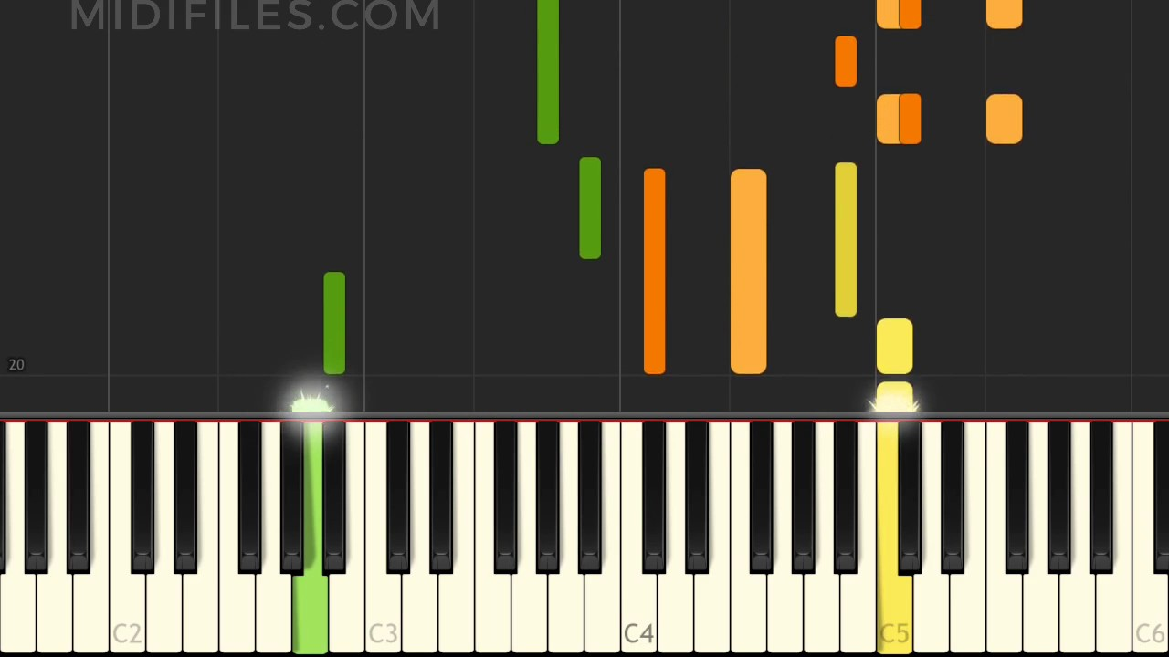 How To Play Suddenly By Billy Ocean On Your Piano Youtube