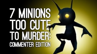 7 Minions You Found Too Adorable to Murder, Almost: Commenter Edition