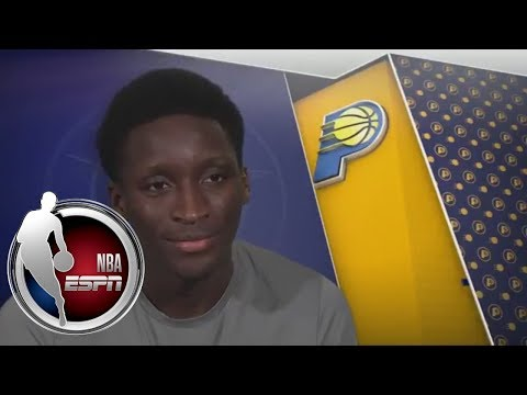 Victor Oladipo gives exclusive interview ahead of facing Paul George at Pacers | ESPN