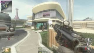 Black Ops 2 Multiplayer PC Test gameplay