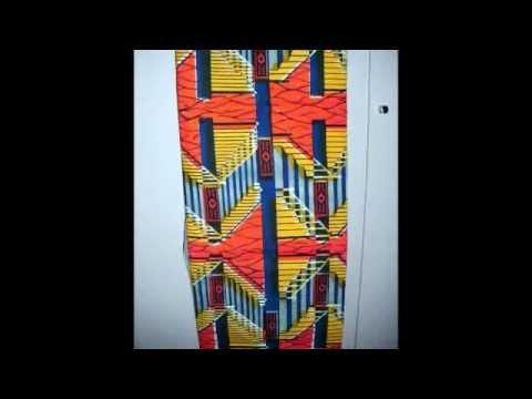 Textiles de Africa