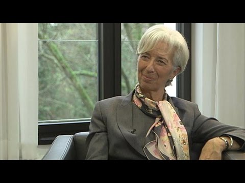 IMF's Christine Lagarde speaks her mind on Panama Papers, Greece default risk, refugee crisis…